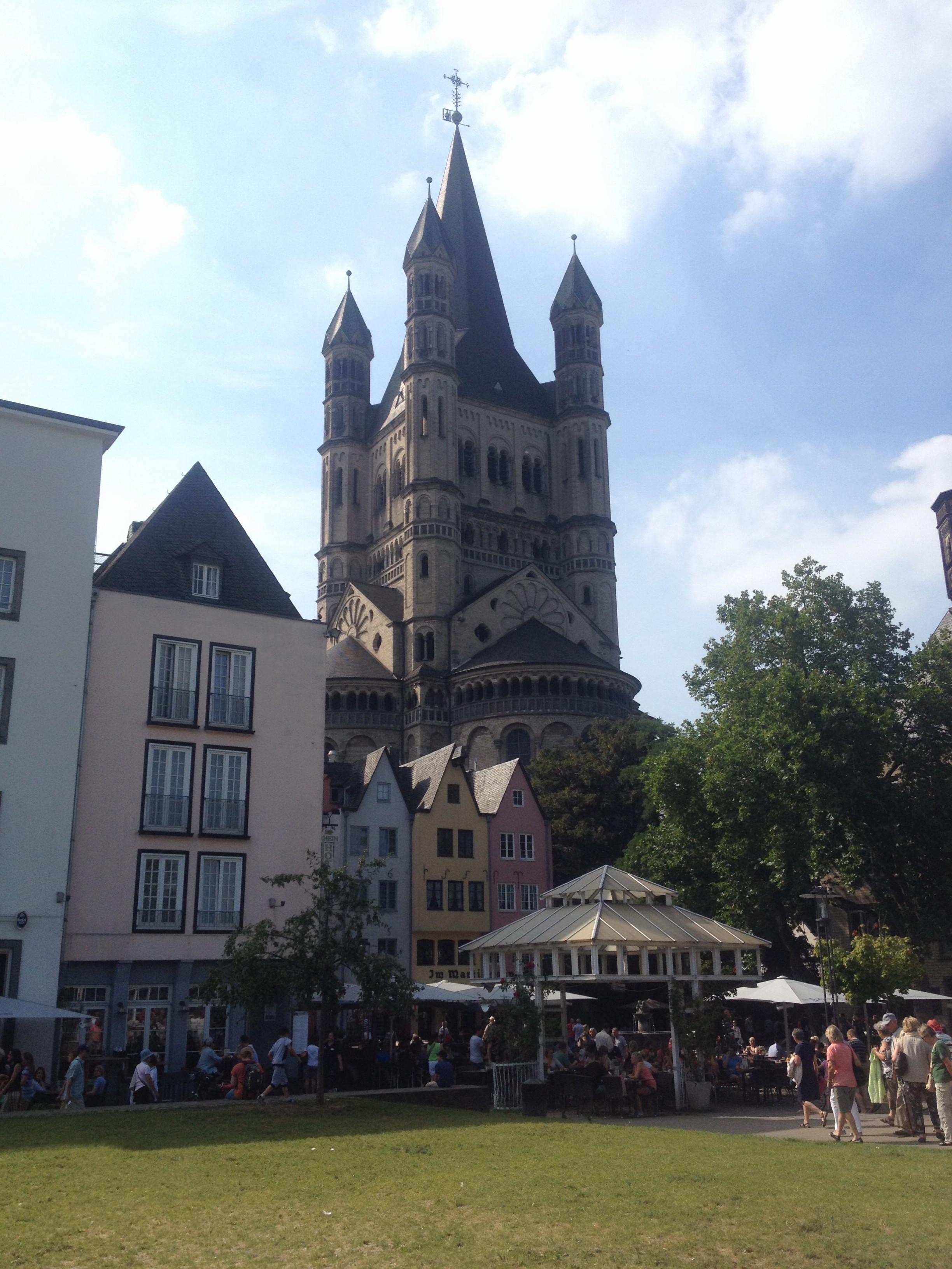 Ruhrgebied 044 - Koeln