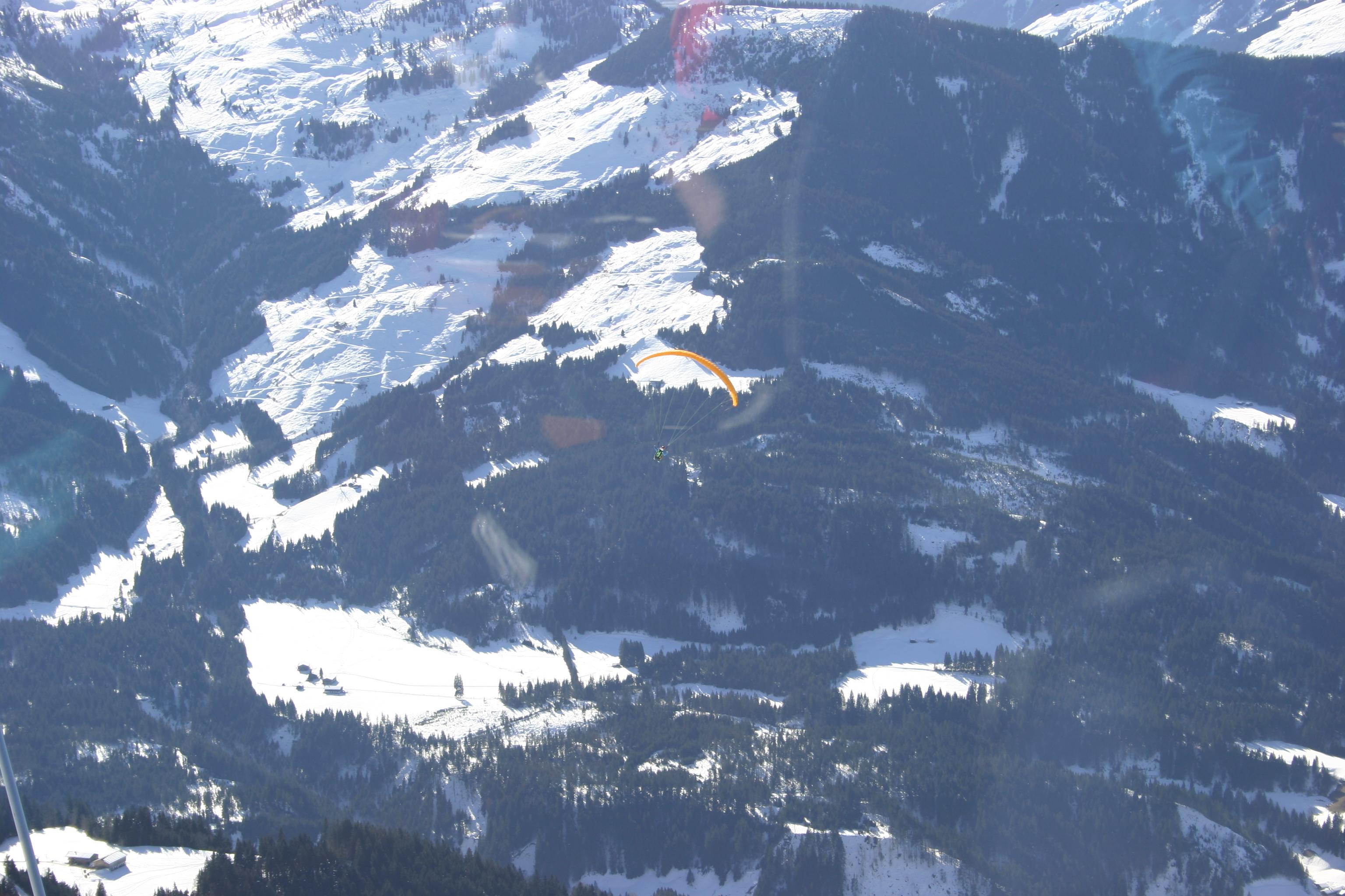Kitzbüheler Alpen 106 - Dag 1
