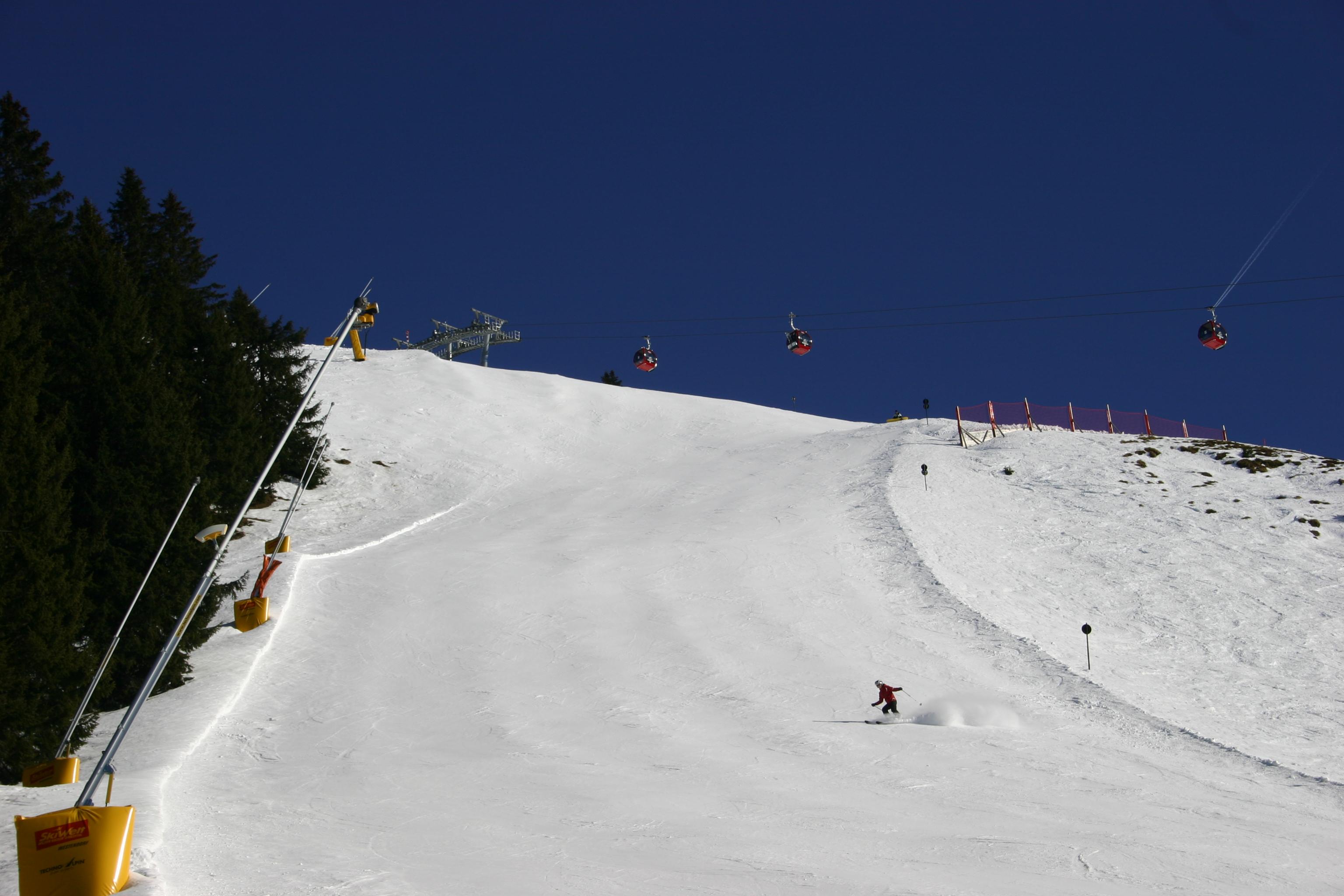 Kitzbüheler Alpen 113 - Dag 1