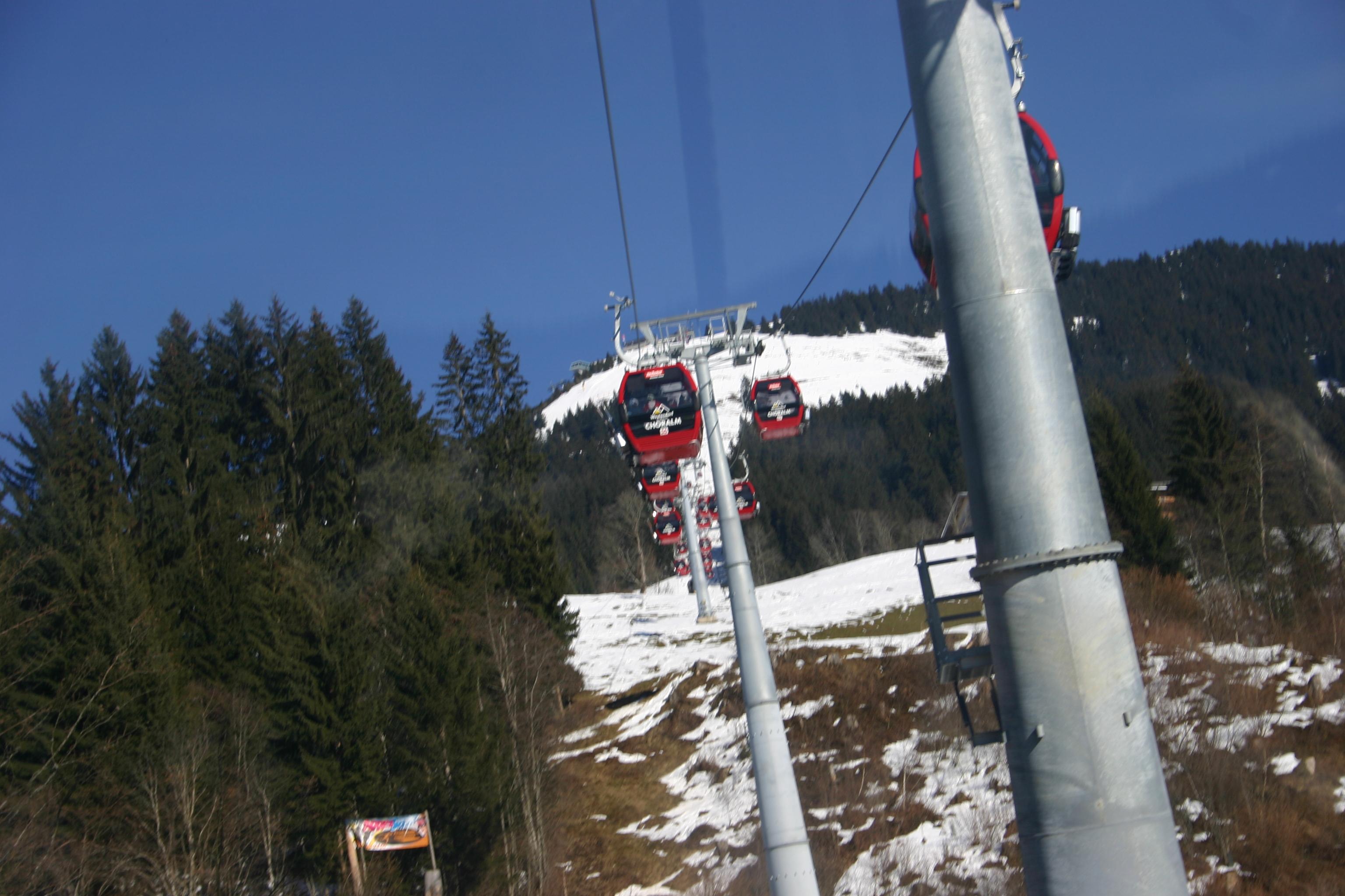 Kitzbüheler Alpen 115 - Dag 1