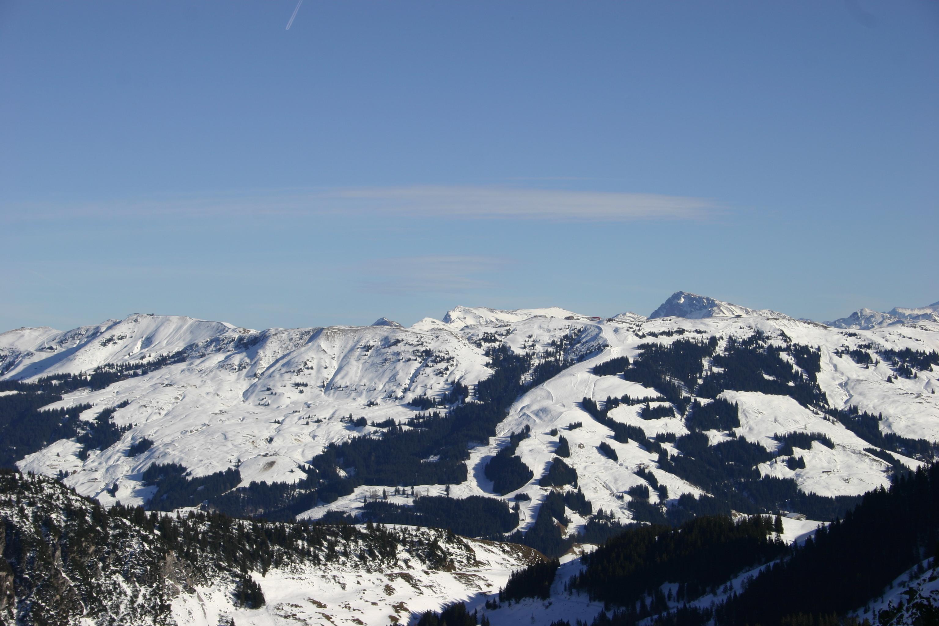 Kitzbüheler Alpen 116 - Dag 1