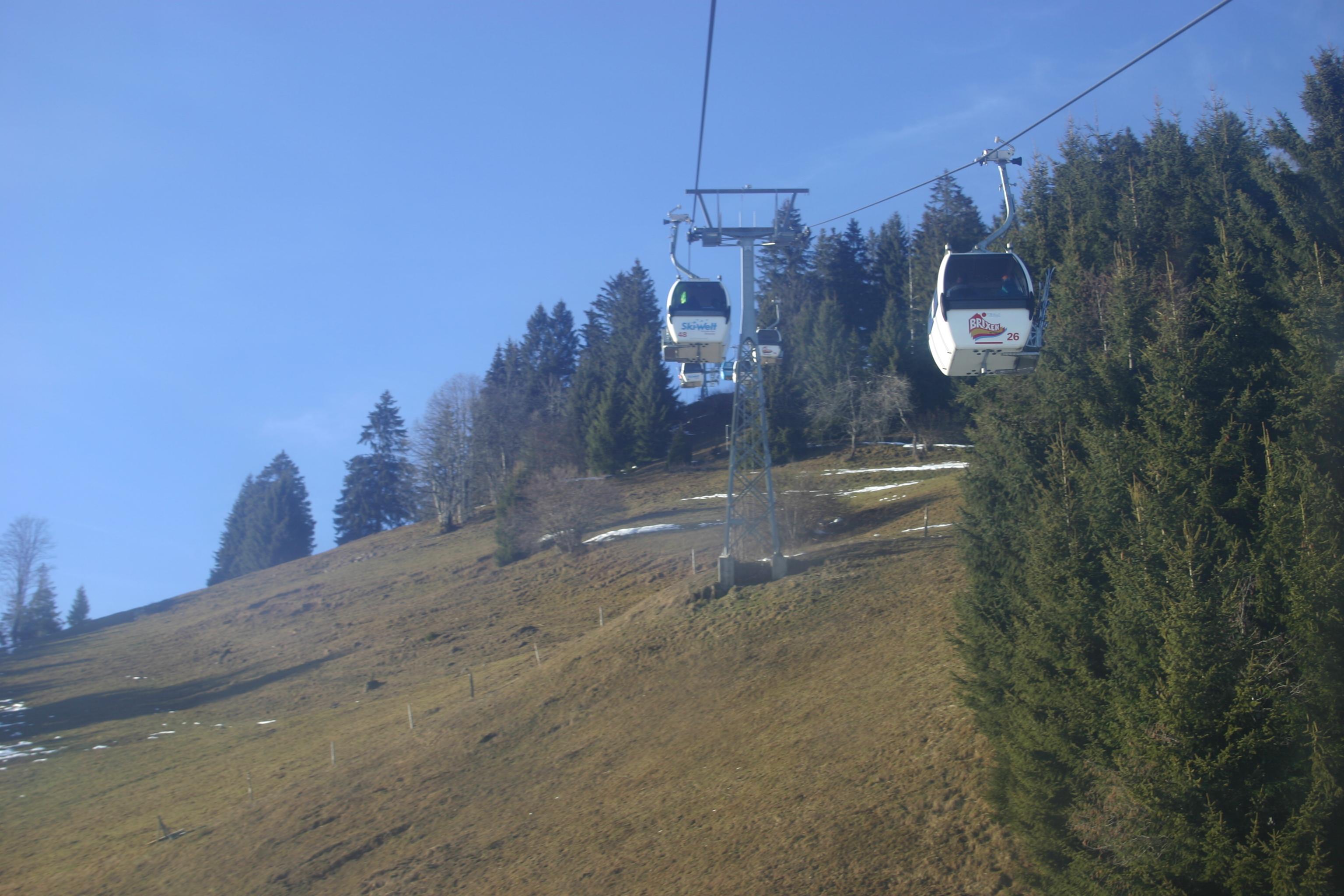 Kitzbüheler Alpen 119 - Dag 1