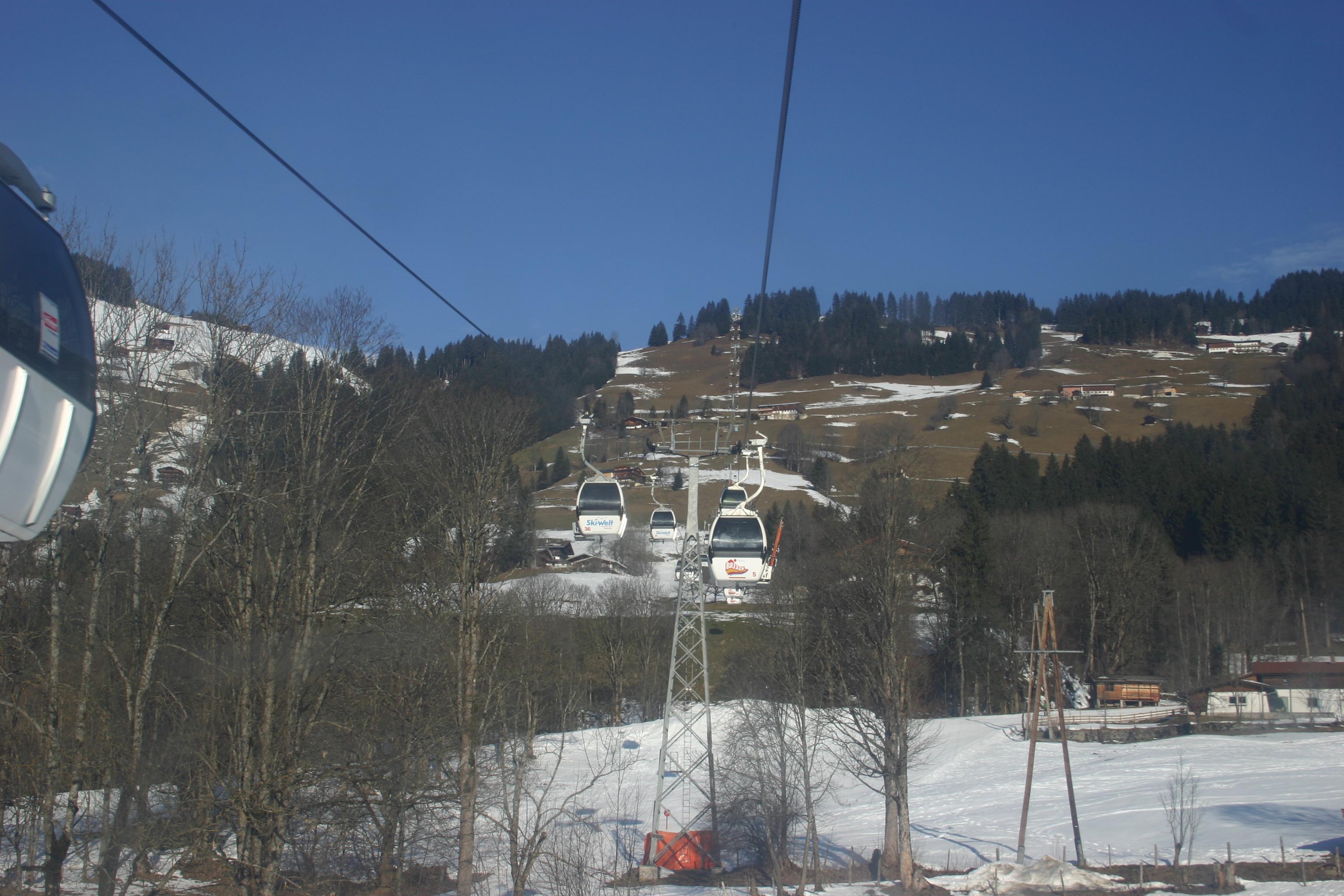 Kitzbüheler Alpen 122 - Dag 2