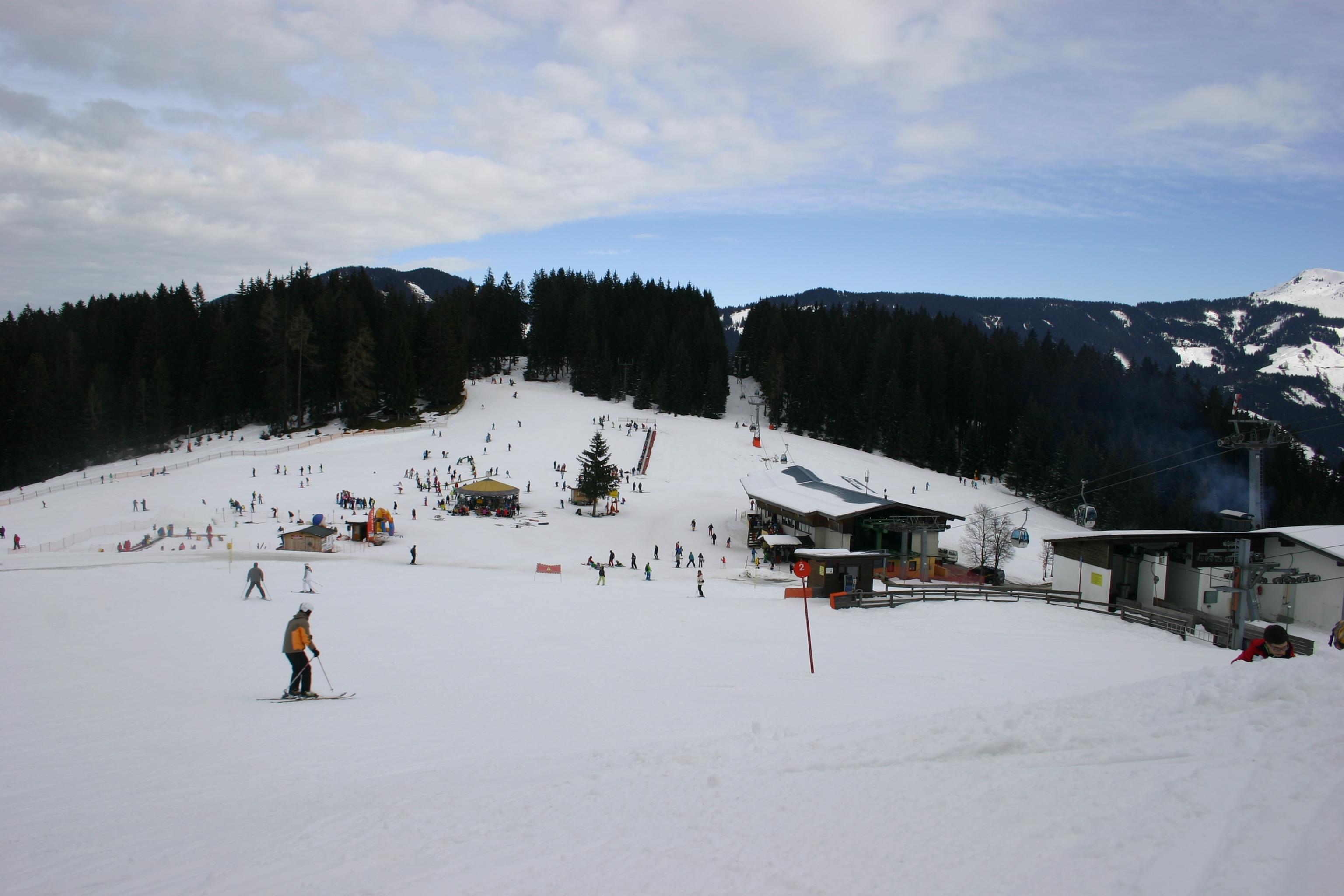 Kitzbüheler Alpen 313 - Dag 4