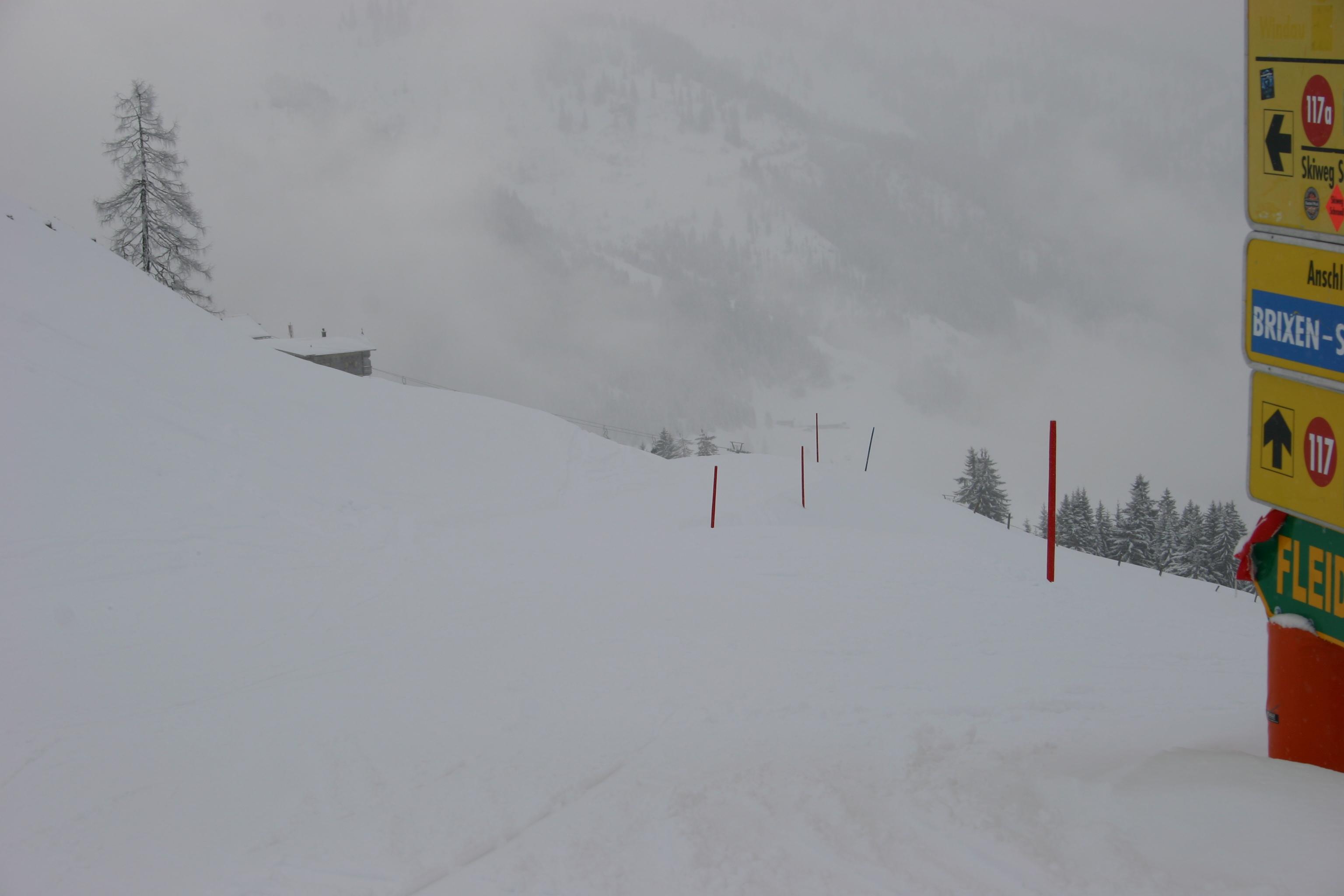 Kitzbüheler Alpen 413 - Dag 6
