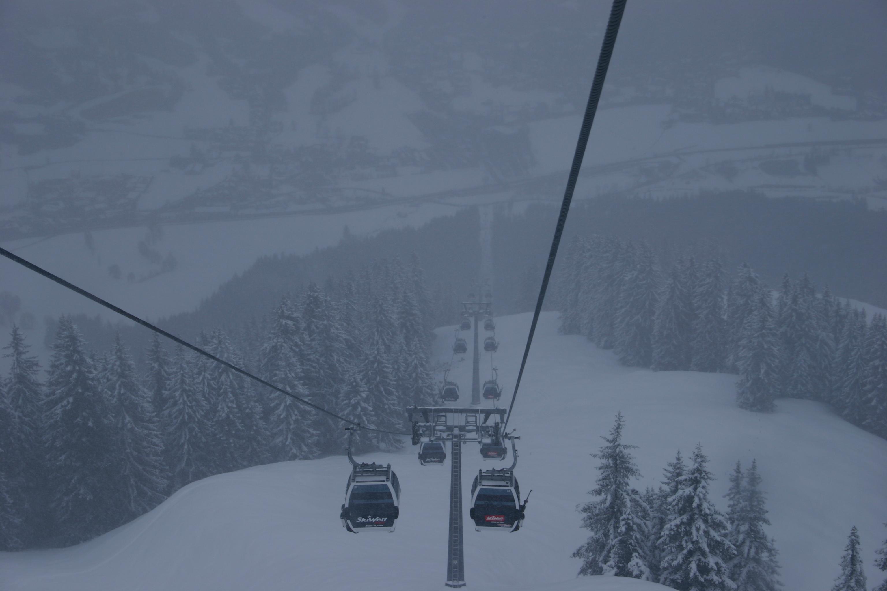 Kitzbüheler Alpen 523 - Dag 6