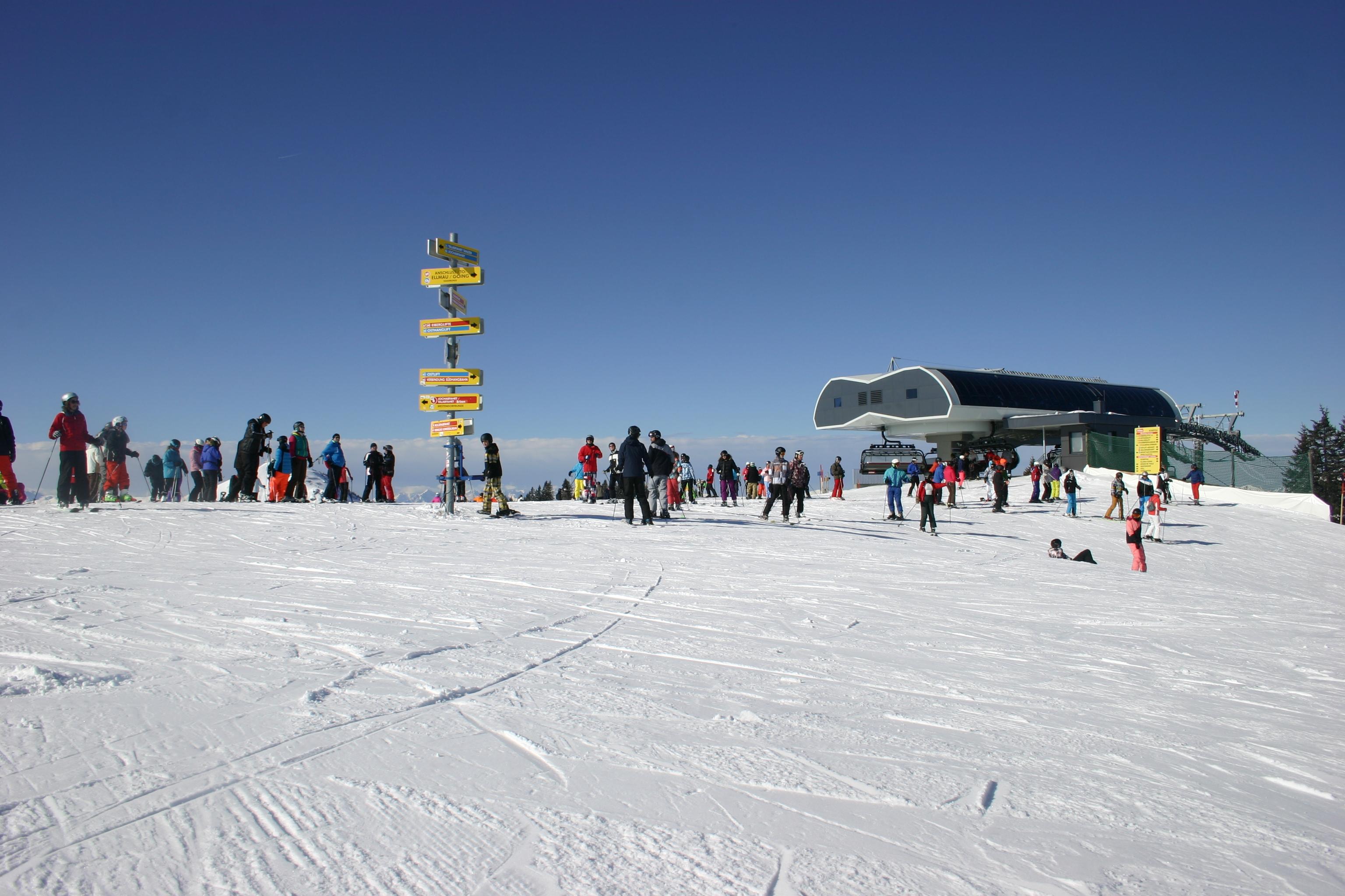 Kitzbüheler Alpen 547 - Dag 8