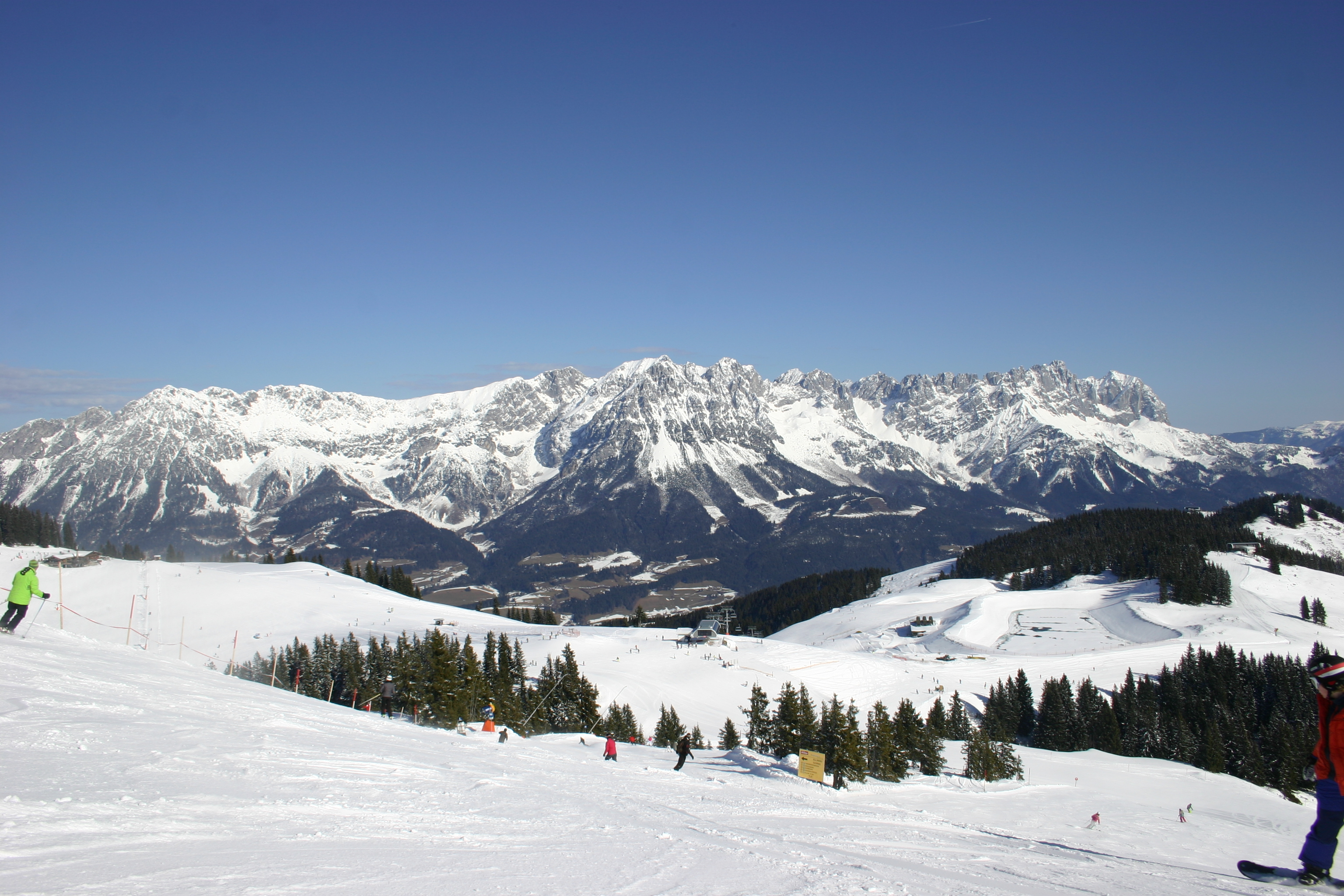 Kitzbüheler Alpen 554 - Dag 8