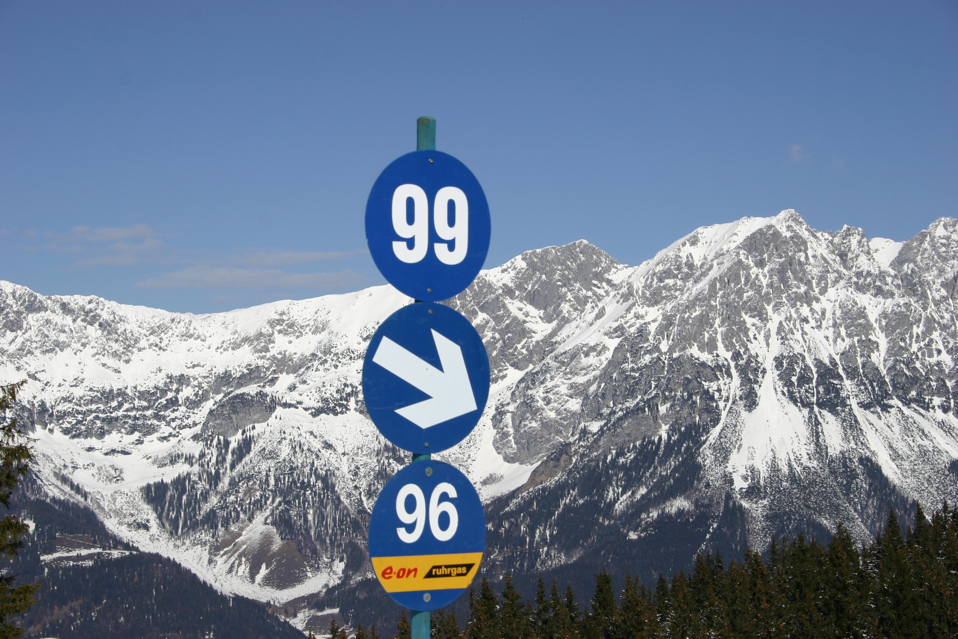 Kitzbüheler Alpen 588 - Dag 8