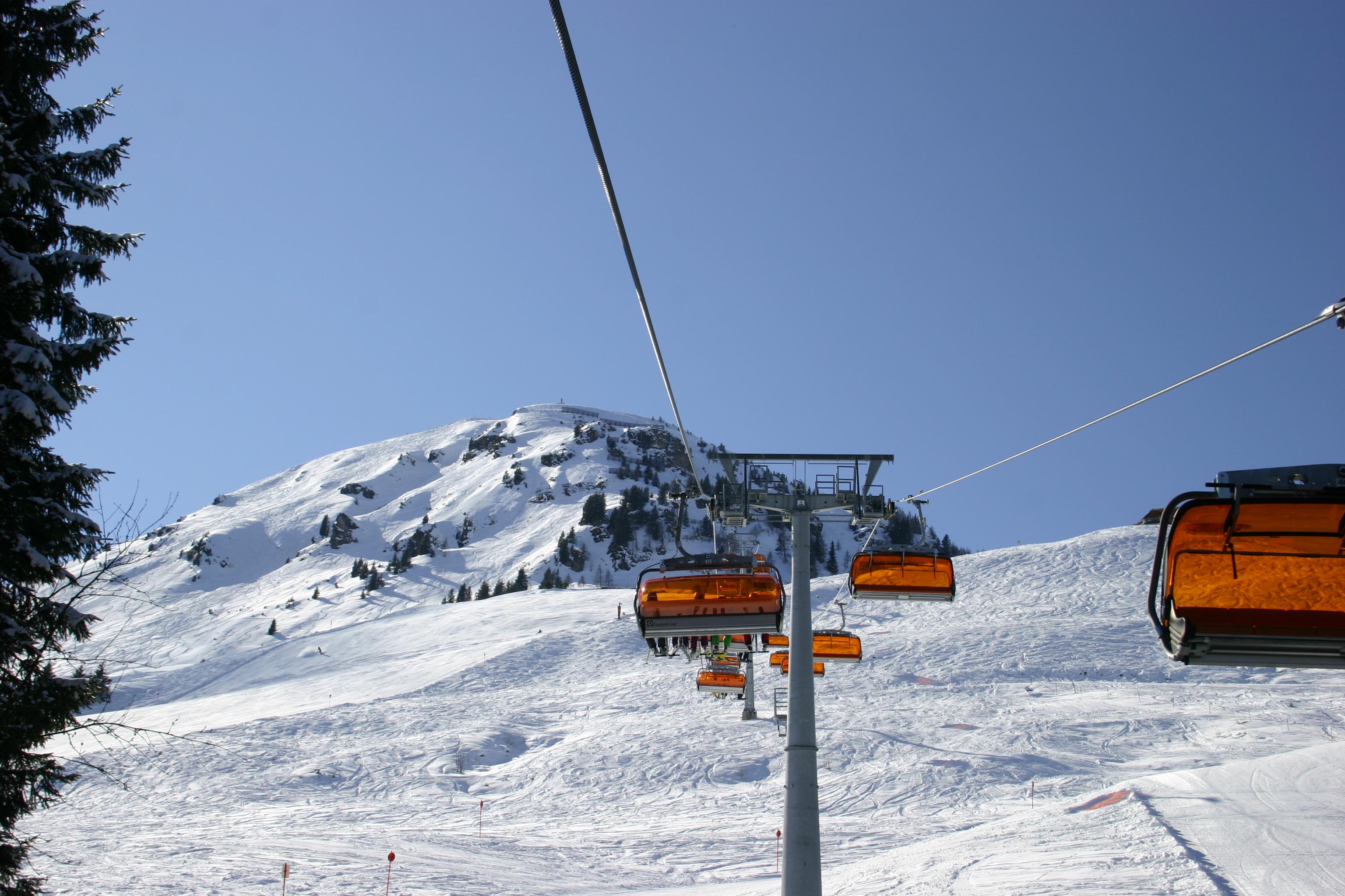 Kitzbüheler Alpen 614 - Dag 8