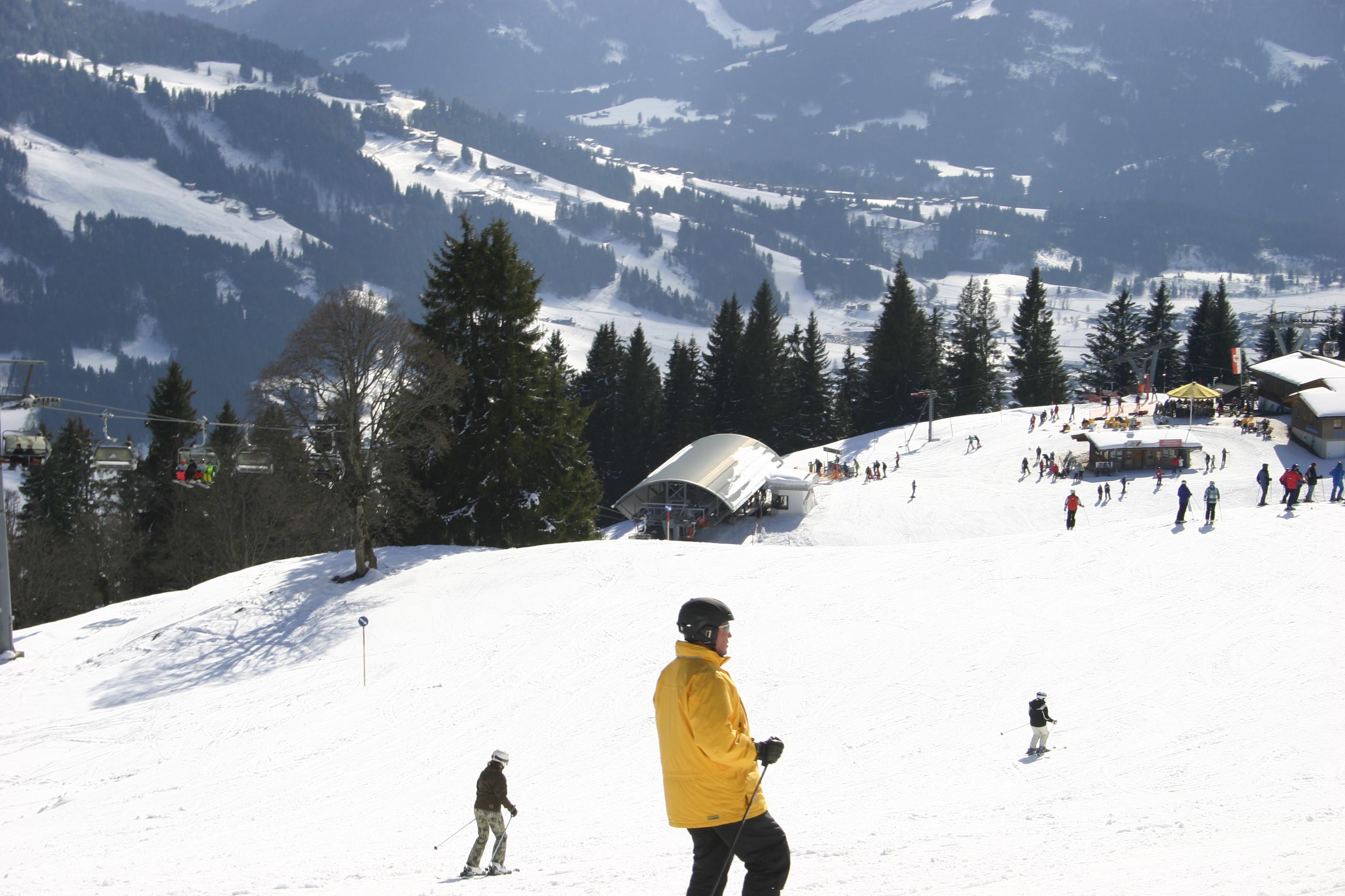 Kitzbüheler Alpen 658 - Dag 8