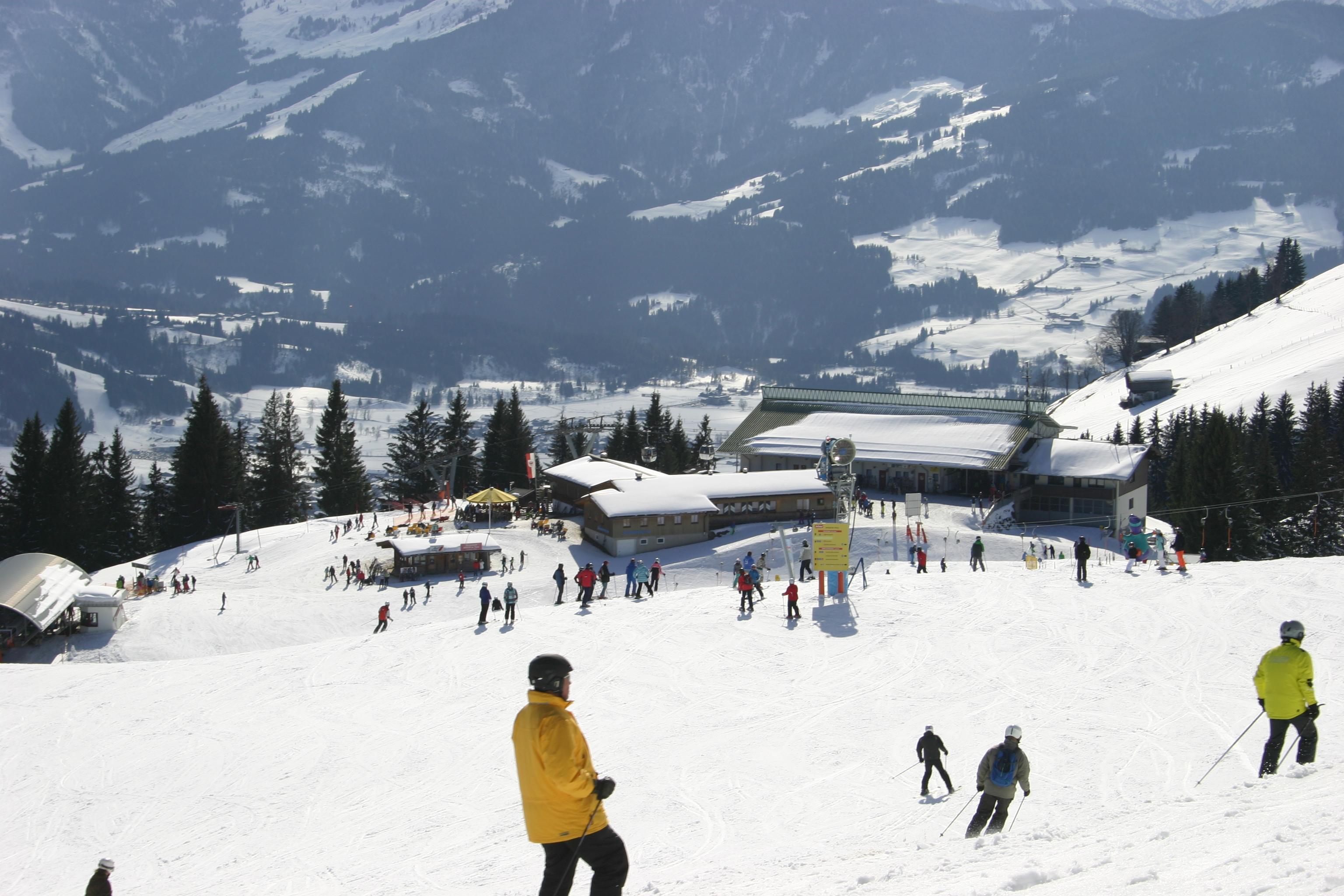 Kitzbüheler Alpen 659 - Dag 8