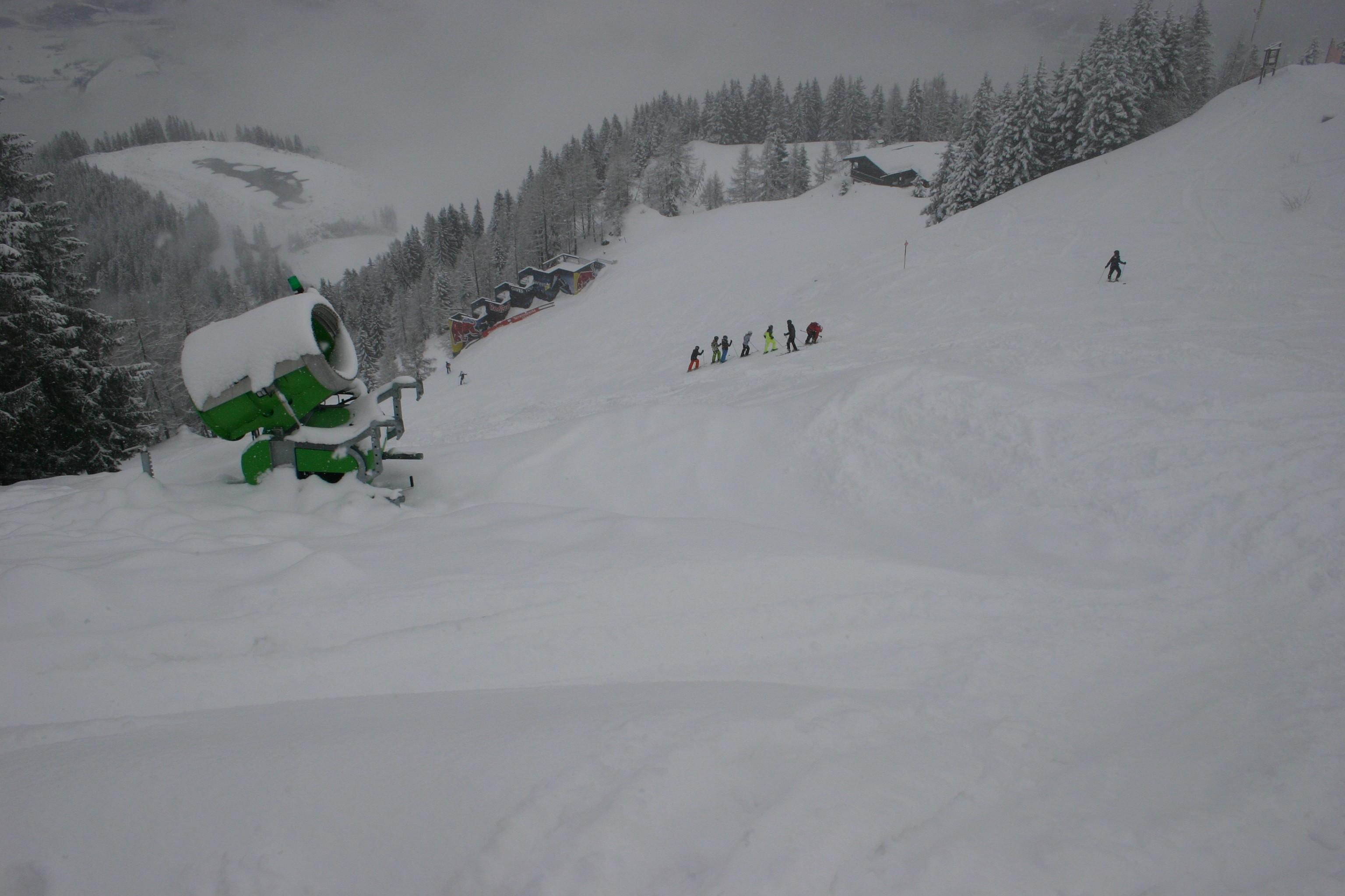 Kitzbüheler Alpen 302 - Dag 4