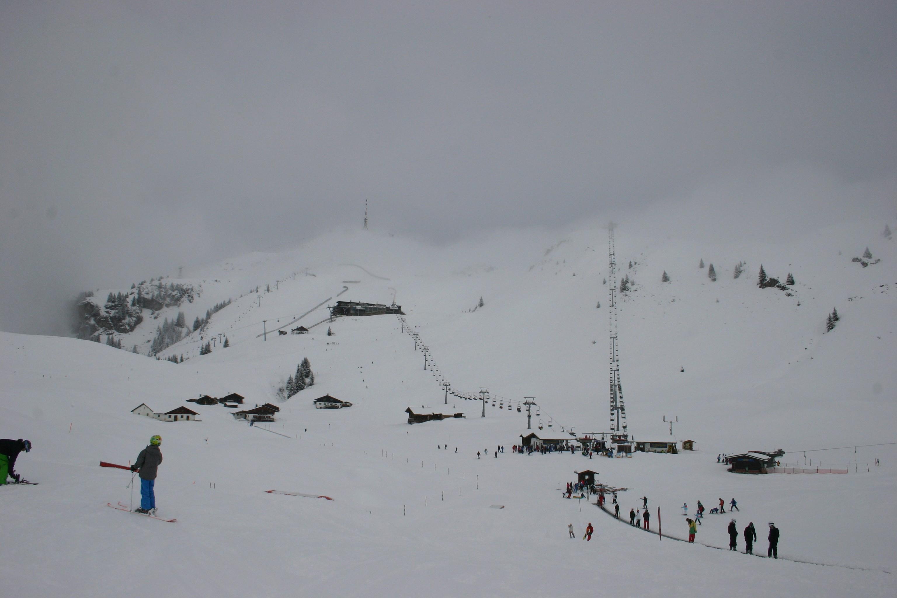 Kitzbüheler Alpen 351 - Dag 4