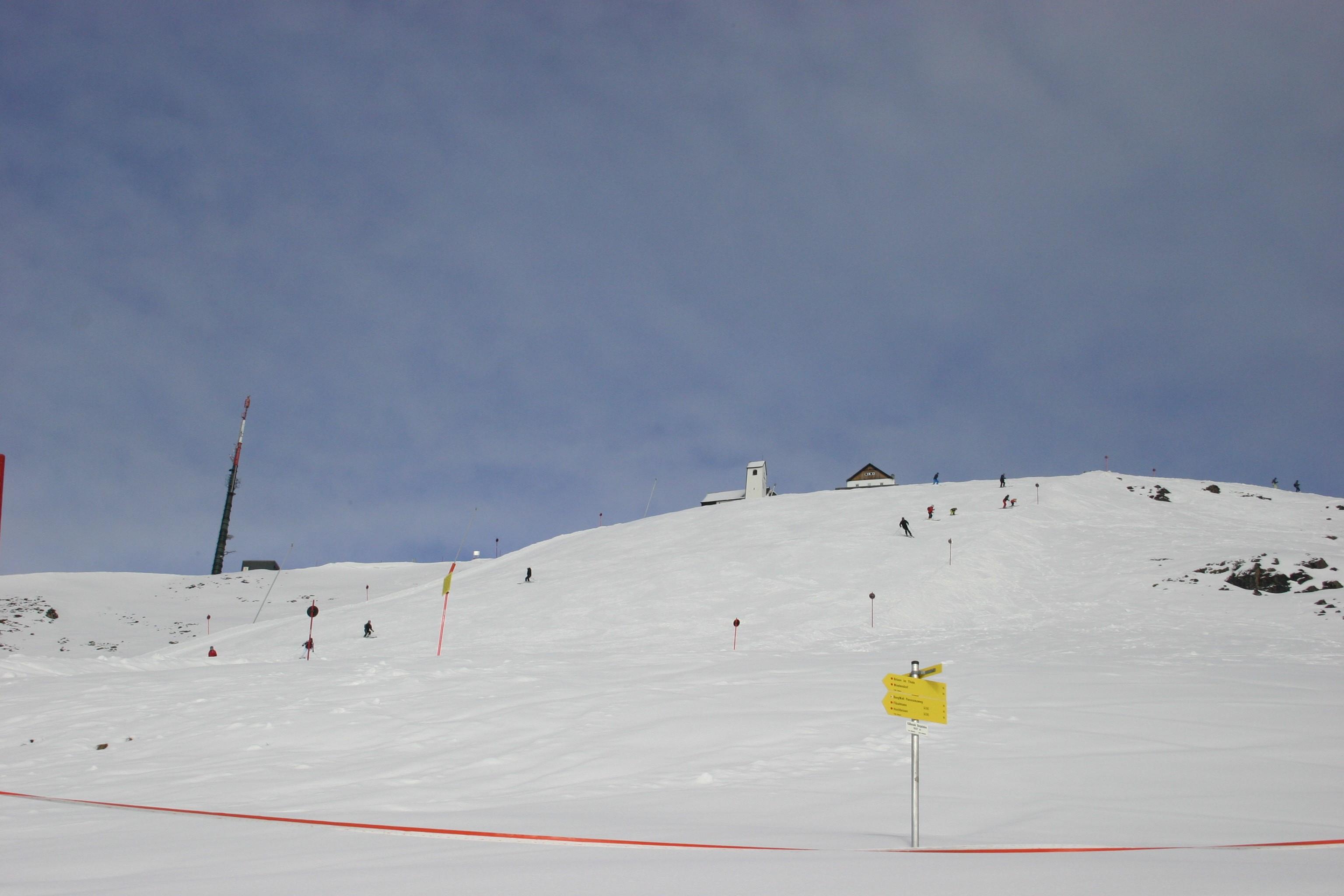 Kitzbüheler Alpen 387 - Dag 7