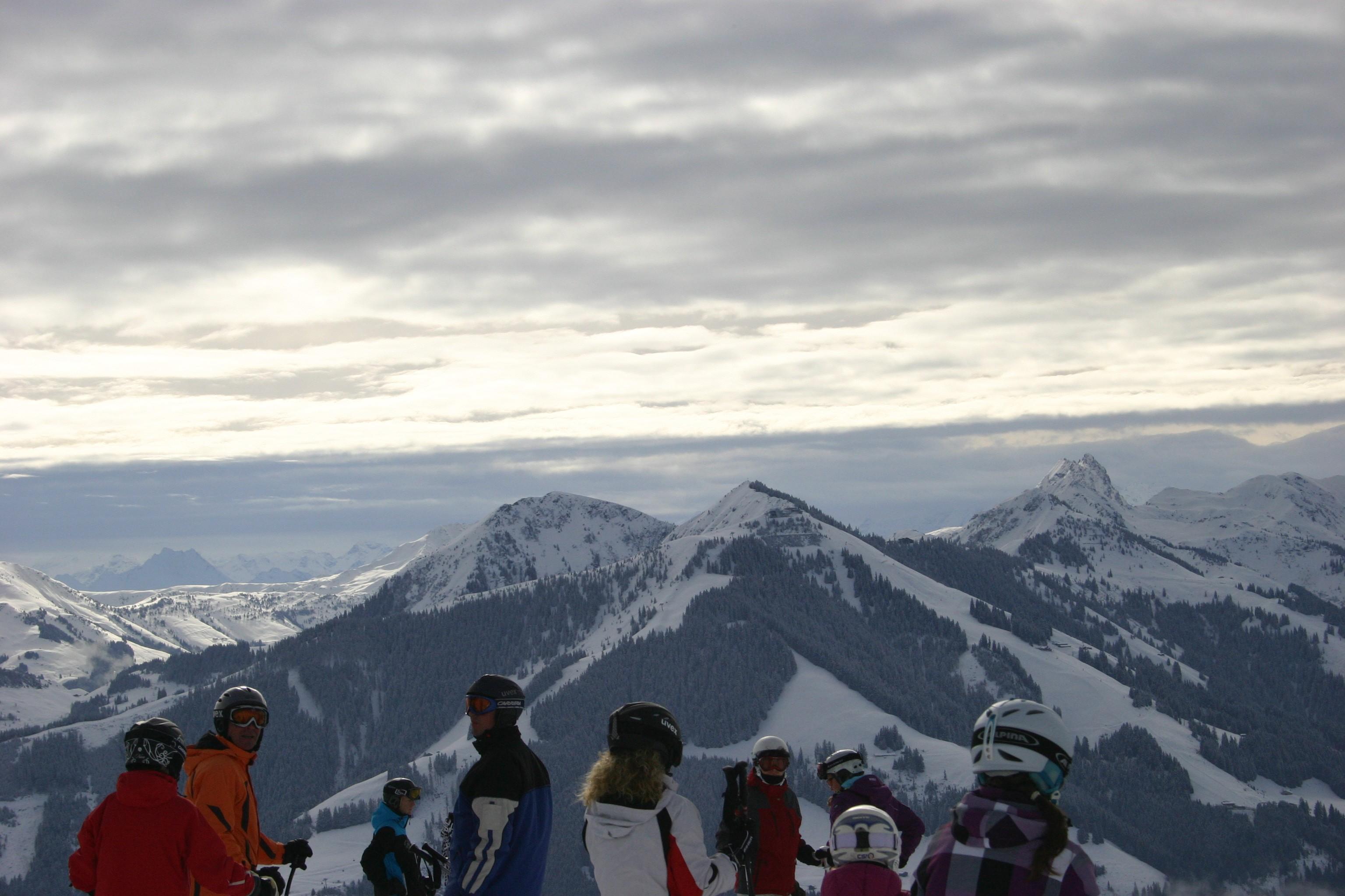 Kitzbüheler Alpen 389 - Dag 7