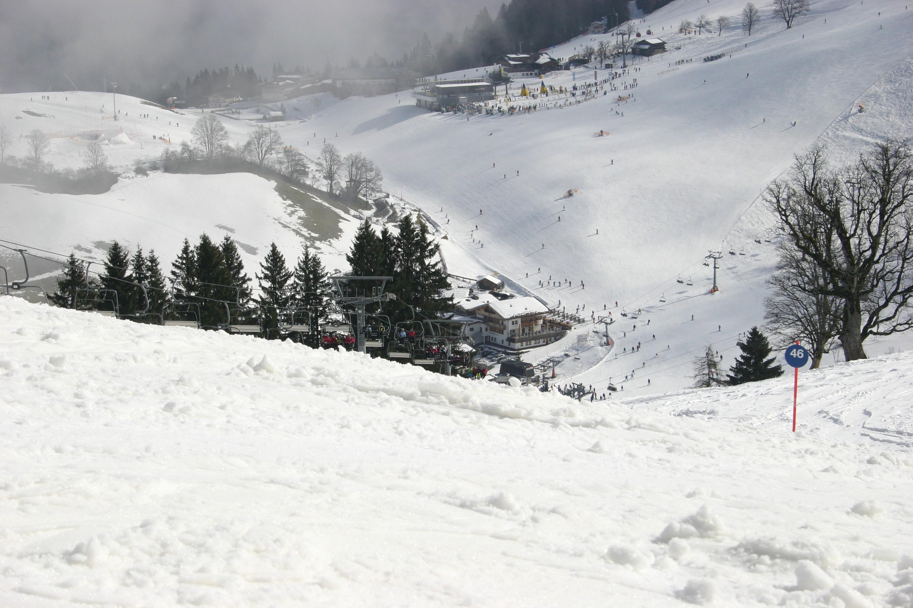 Kitzbüheler Alpen 418 - Dag 7