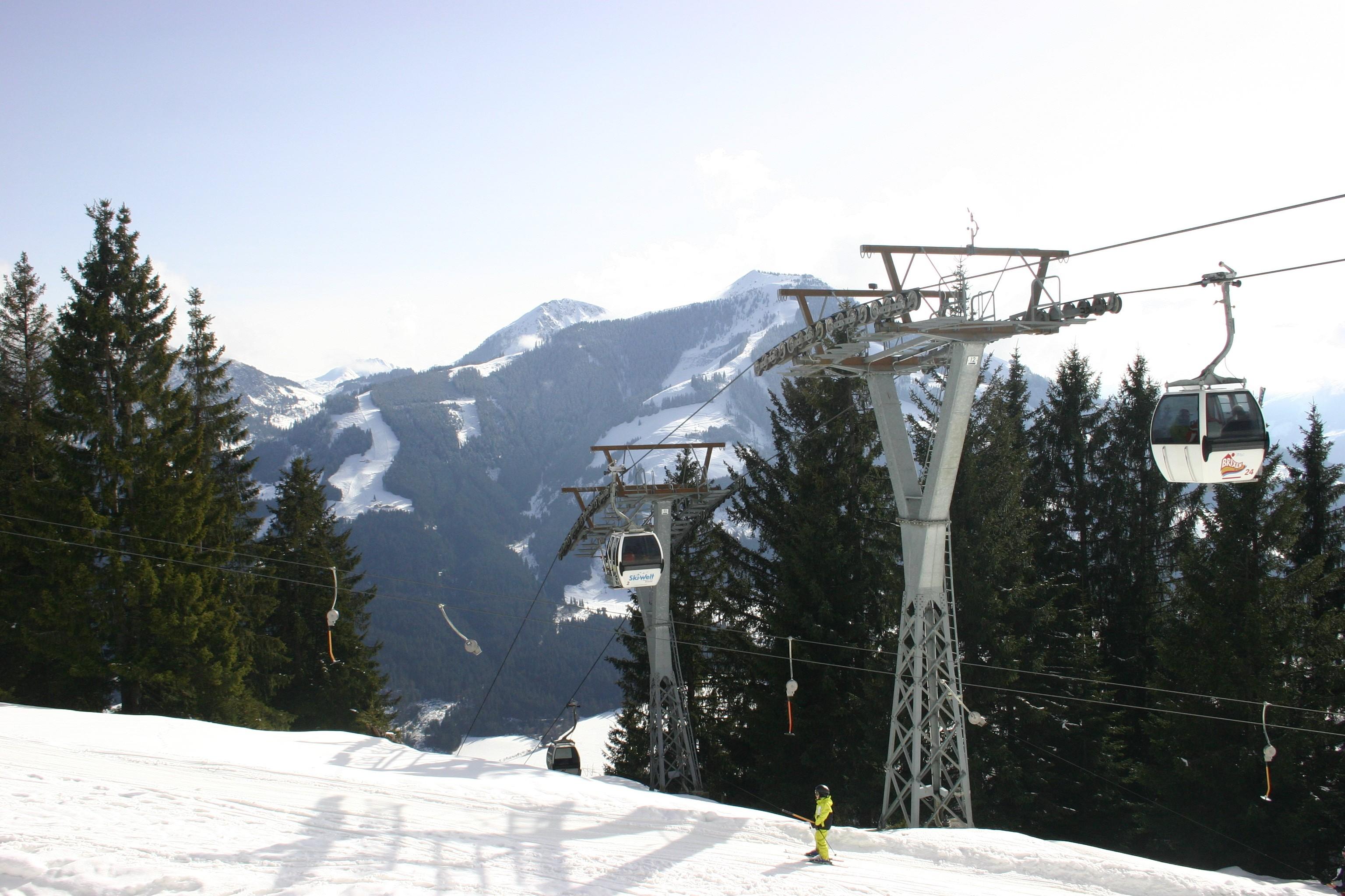 Kitzbüheler Alpen 459 - Dag 7