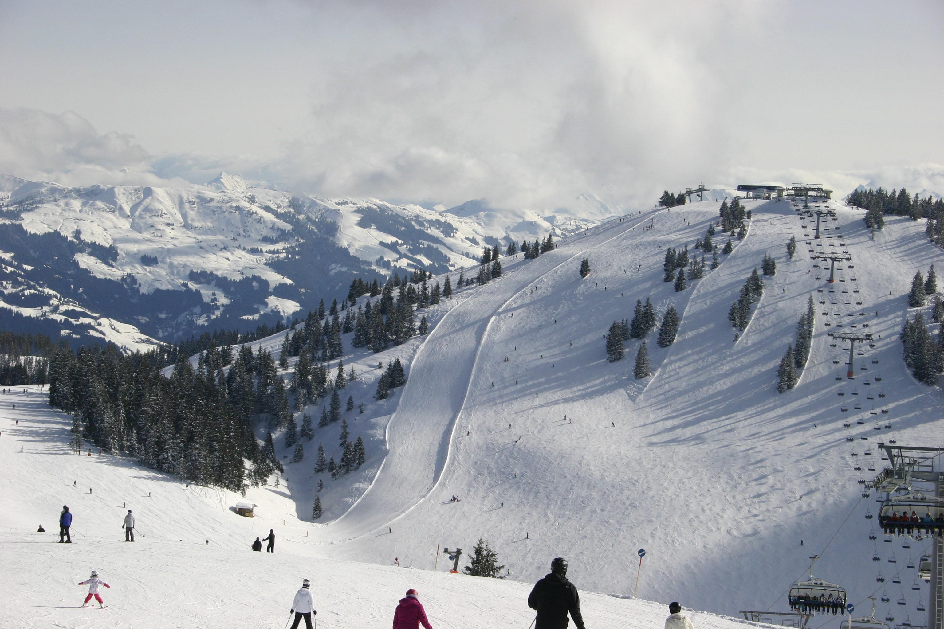 Kitzbüheler Alpen 473 - Dag 7