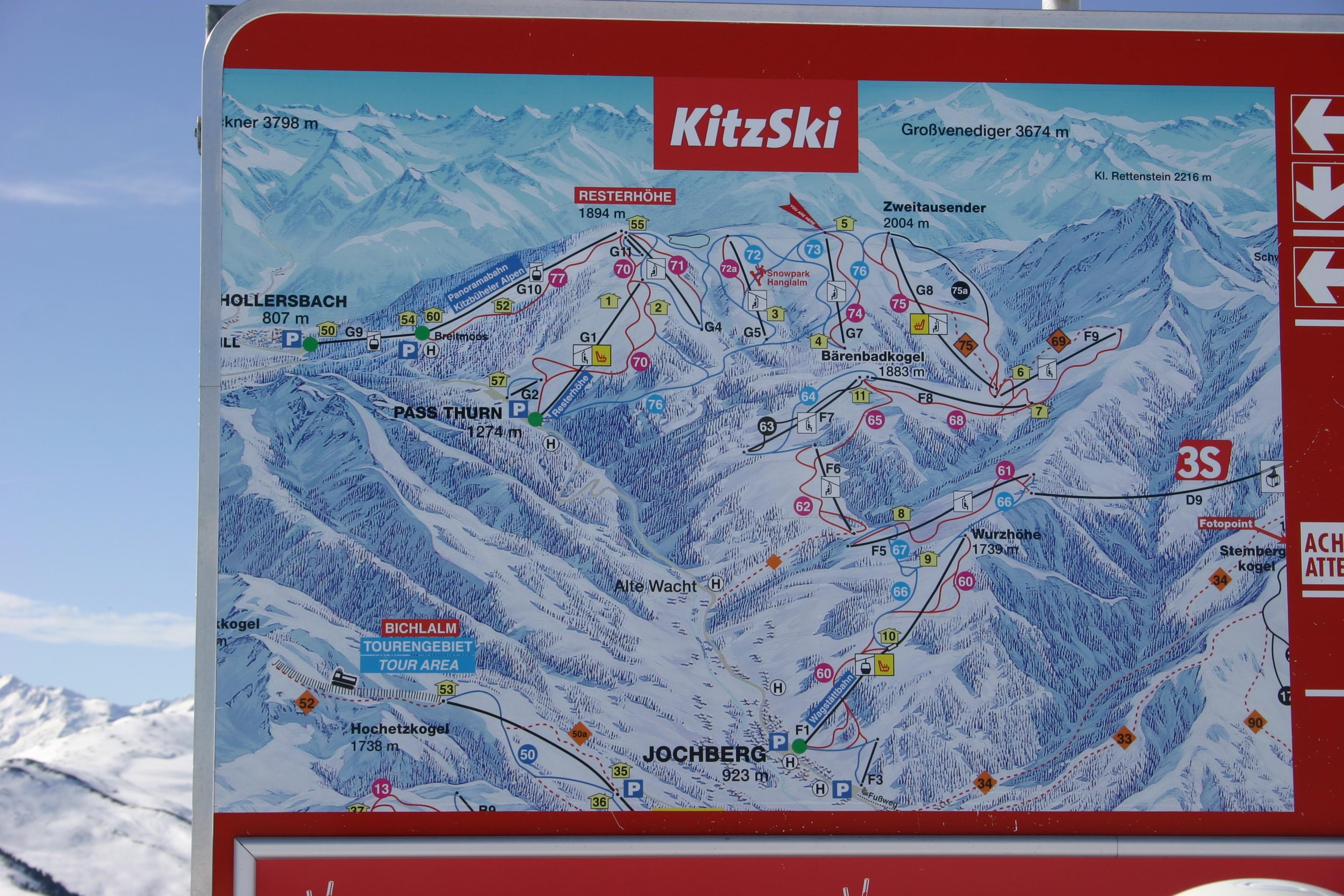 Kitzbüheler Alpen 489 - Dag 4