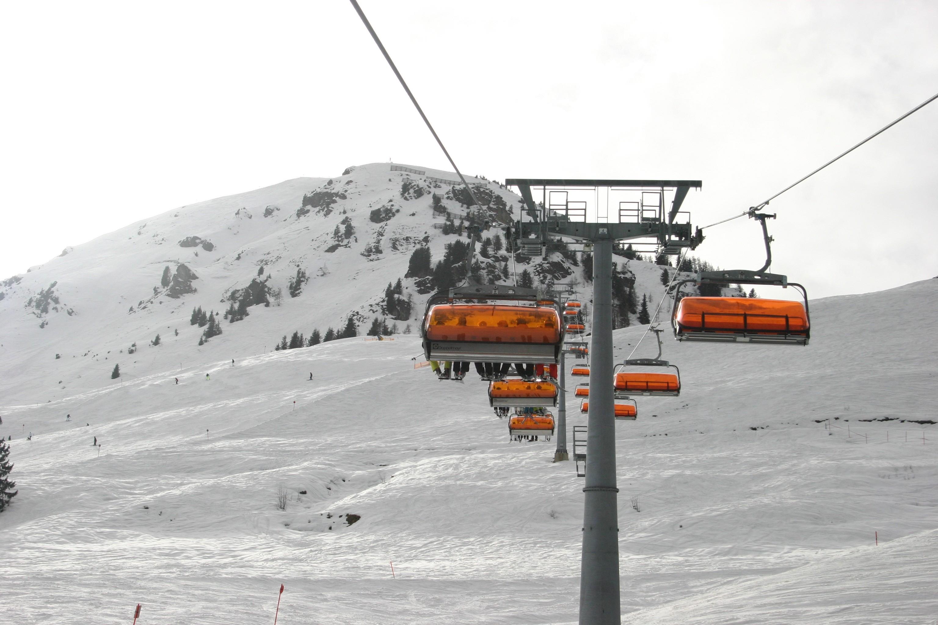 Kitzbüheler Alpen 528 - Dag 8