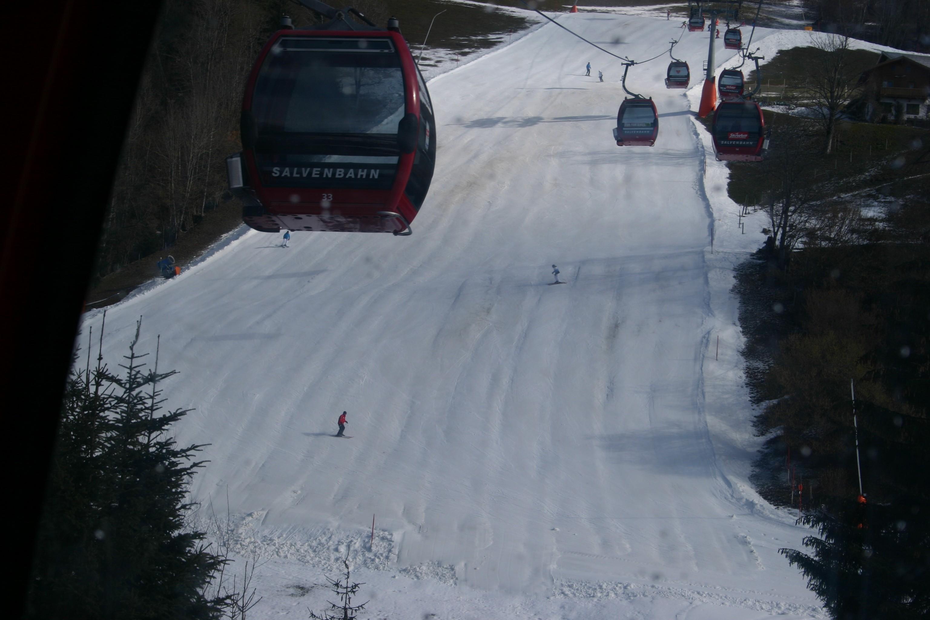Kitzbüheler Alpen 689 - Dag 6