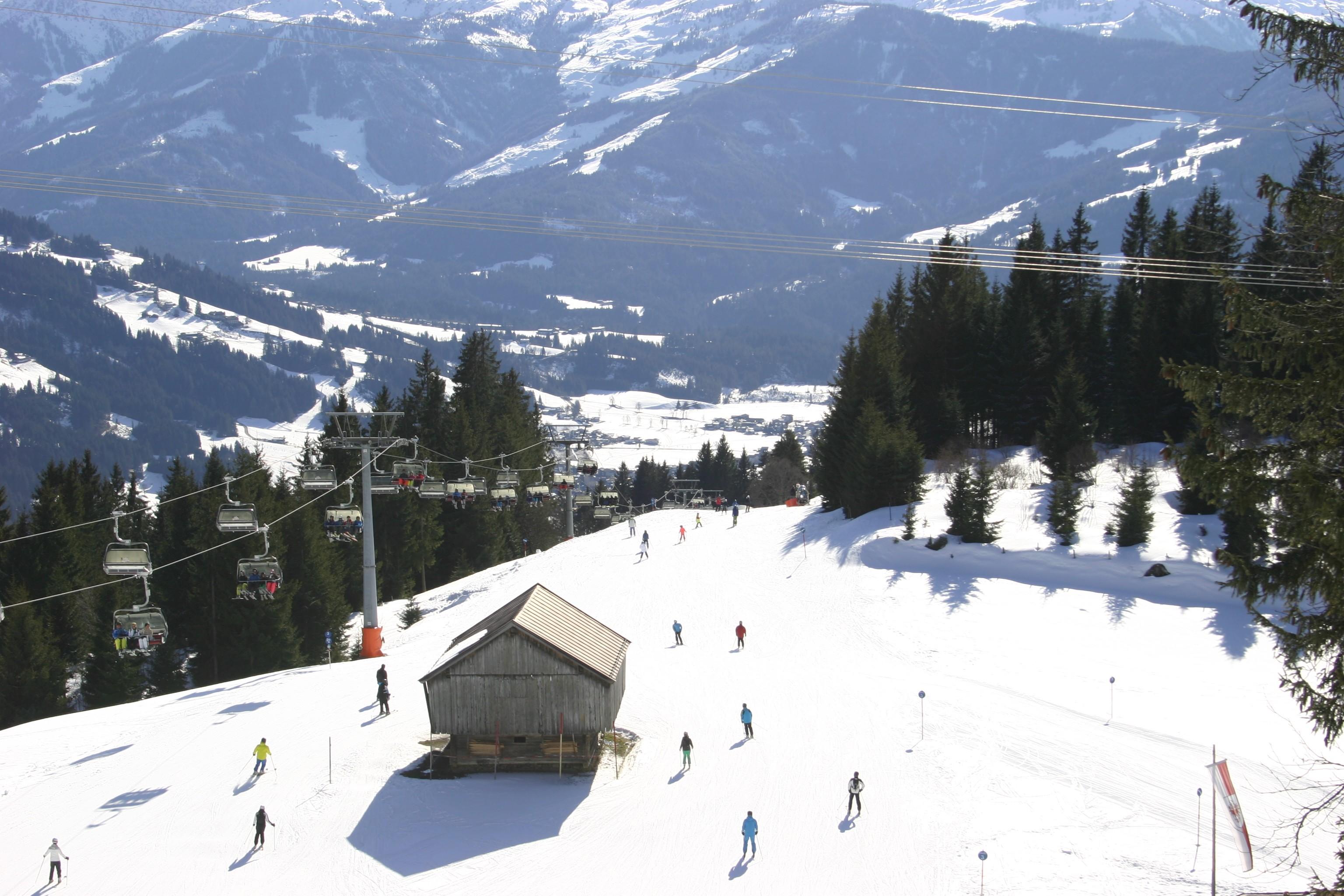 Kitzbüheler Alpen 761 - Dag 6