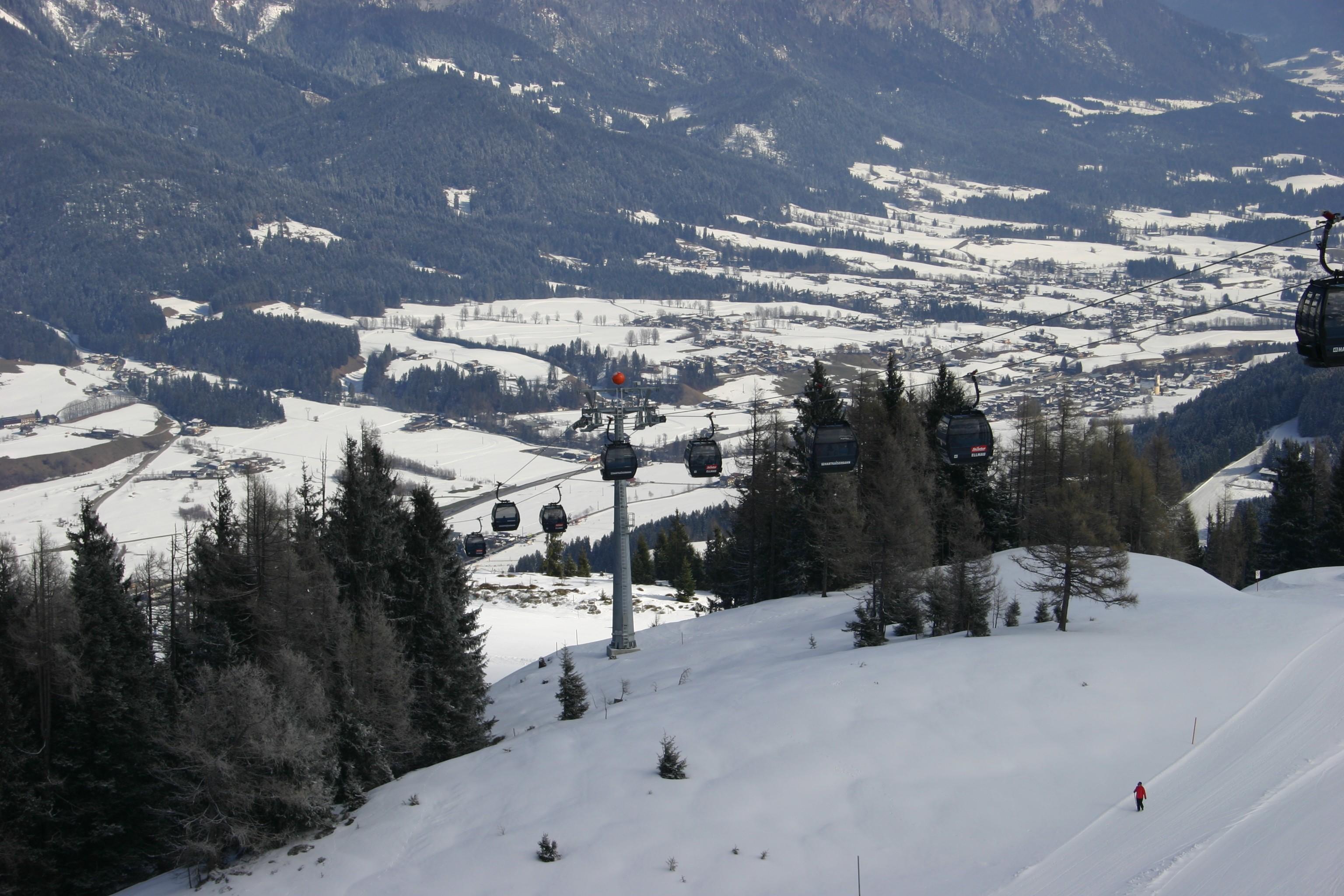Kitzbüheler Alpen 883 - Dag 8