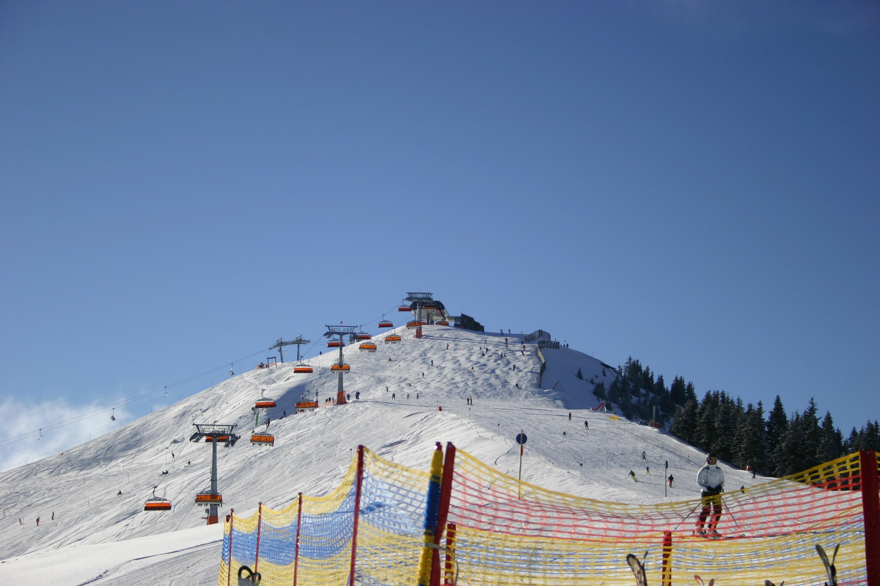 Skicircus Saalbach Hinterglemm Leogang 024 - Dag 1
