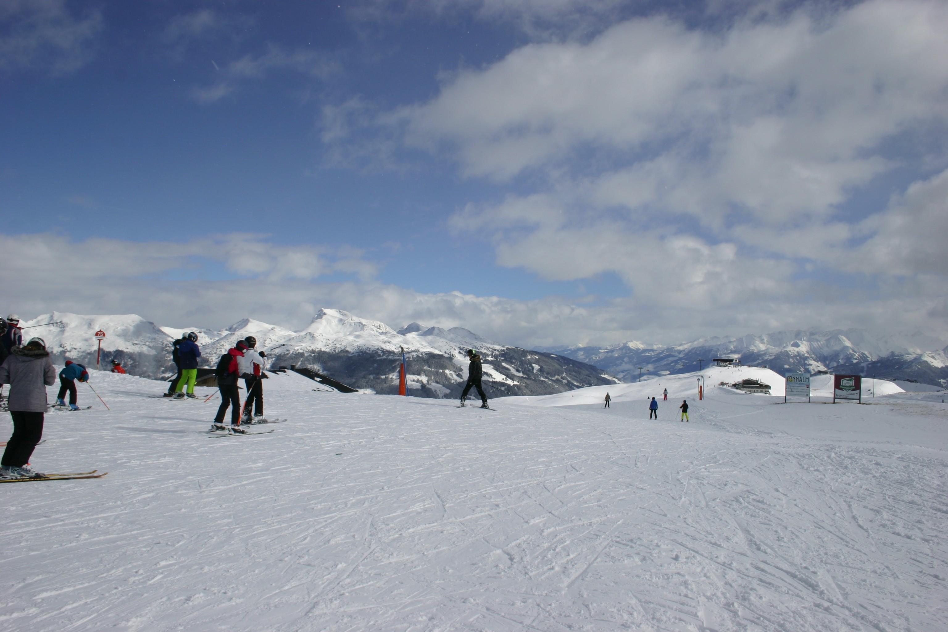 Kitzbüheler Alpen 390 - Dag 6