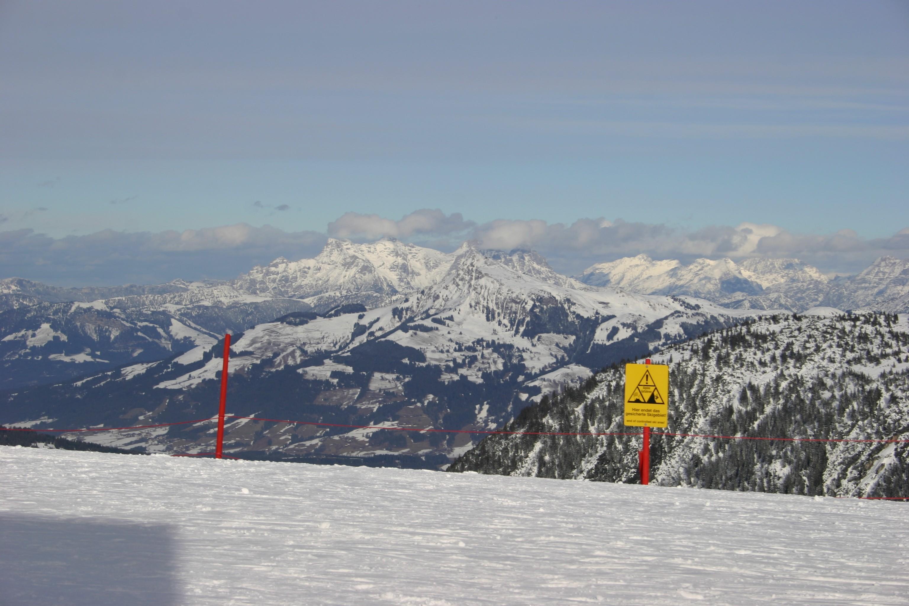 Kitzbüheler Alpen 412 - Dag 6