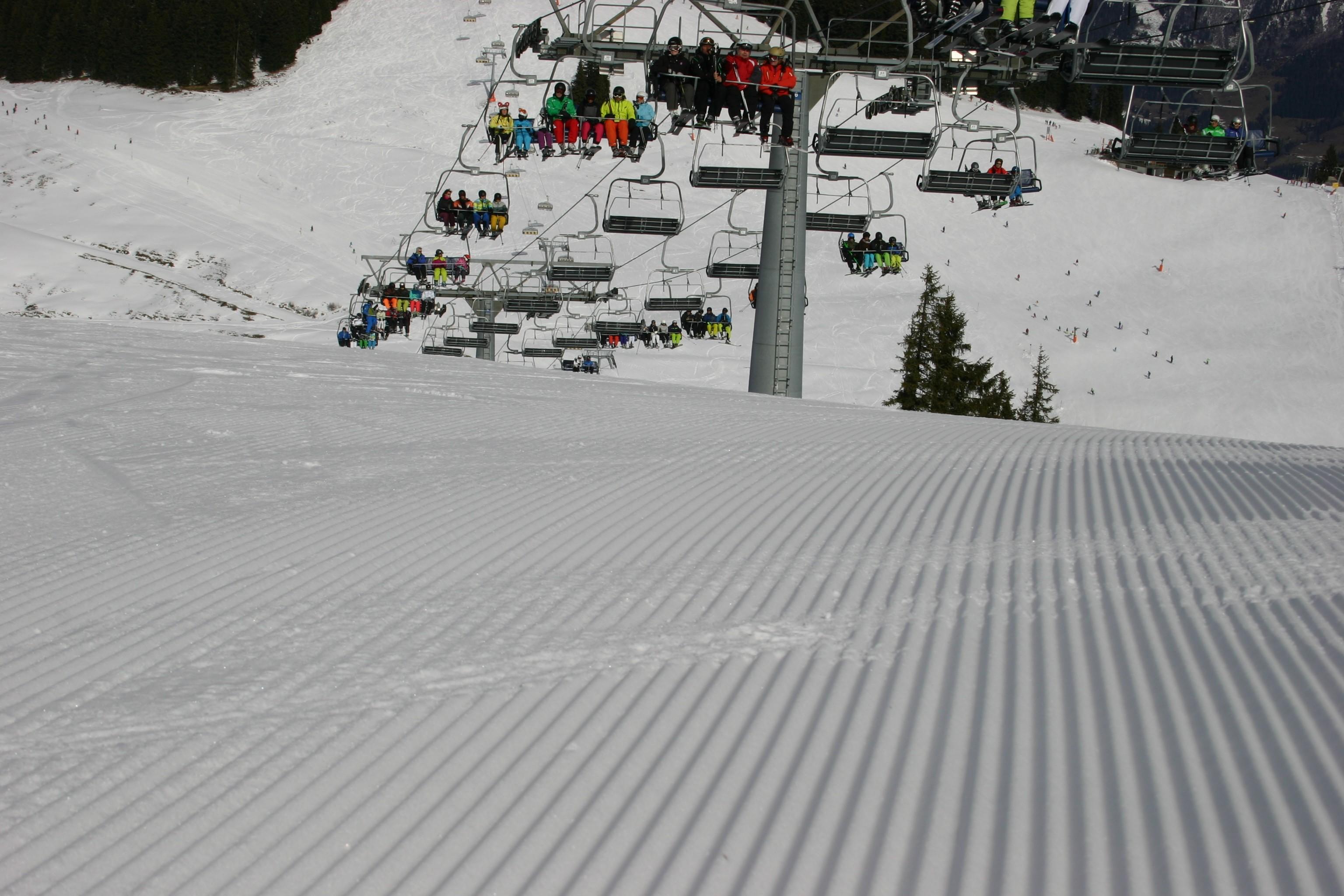 Kitzbüheler Alpen 444 - Dag 8